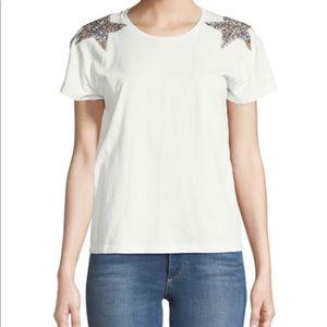 NWT Romeo + Juliet star shirt size small